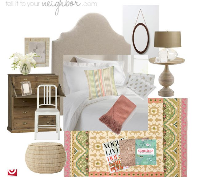 Guest Bedroom Design, Everything on Sale