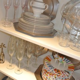 Styling a Glass Cabinet
