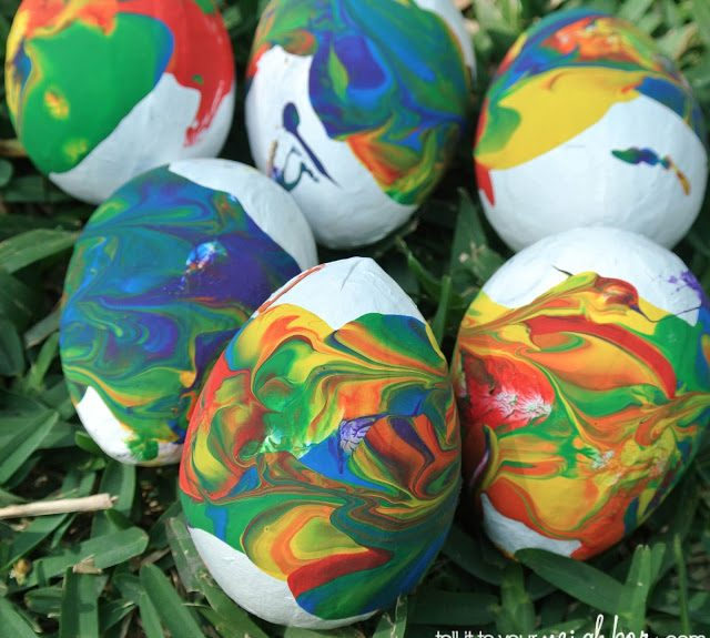 Gorgeous Easter Eggs