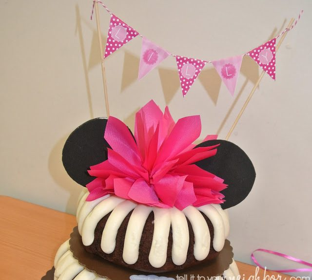 Minnie Mouse Birthday Party, Part 1