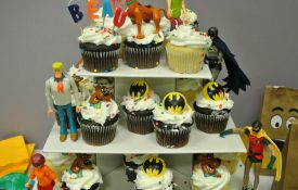 Scooby-Doo Meets Batman Party