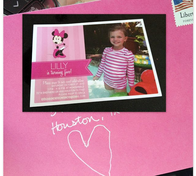 Minnie Mouse Birthday Party, Part 2
