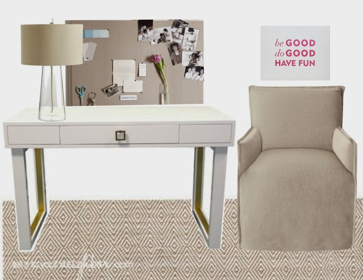 Inspired by a Fresh Looking Desk